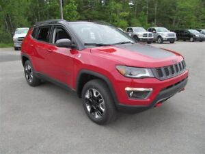 2017 Jeep Compass Trailhawk-Demo Sale-Save!  Nav/Leather