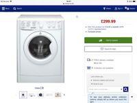 INDESIT IWC81482 ECO Washing Machine - White