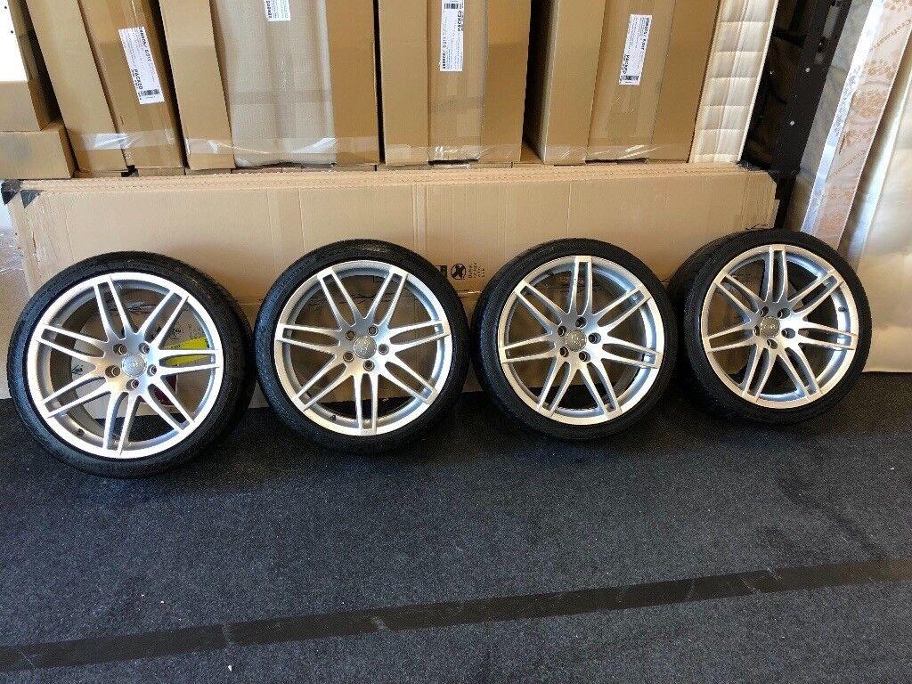 Genuine Audi B7 Rs4 19 Alloy Wheels In Plymouth Devon Gumtree