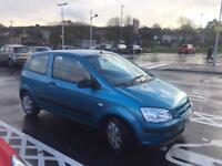 2005 Hyundai Getz 1.2 3 Door Manual HATCHBACK ***58,000 MILES***