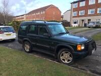 Land rover discovery td5 automatic 12 months mot