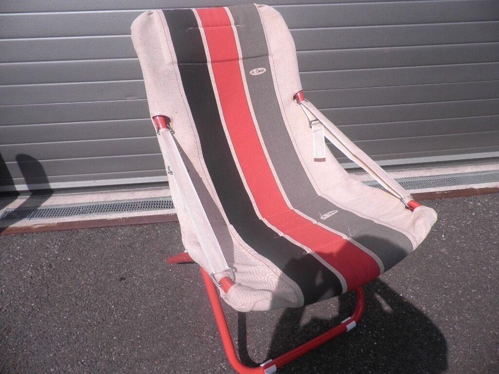 A cenato deck chair for sale grimsby