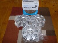 14 inch wheel trims x 3 never used