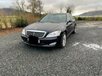 FOR BREAKING 2009 MERCEDES S320 CDI AUTOMATIC ALL PARTS AVAILABLE