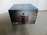 3L Slow cooker - brand new