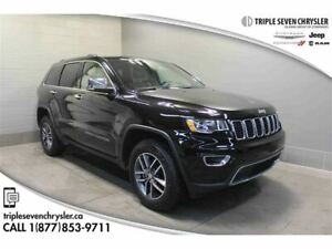 2018 Jeep Grand Cherokee Limited Leather - Sunroof - Bluetooth