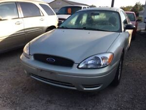 2006 Ford Taurus SE CALL 519 485 6050 CERTIFIED