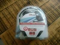 Trust USB headset