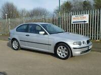 2004 bmw 318ti compact cleanest example anywhere