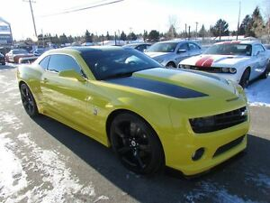 2012 Chevrolet Camaro SS/ TRANSFORMER EDITION/ 6.2