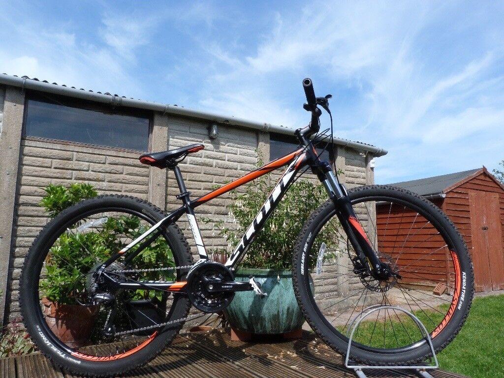 2017 Scott Aspect 750 Hardtail Mountain Bike 16\