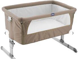 Chicco Next2me Side Sleeping baby Crib