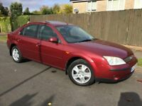 Ford Mondeo 2.0i Ghia hatch - 1 family owned with FMDSH & long MOT !!