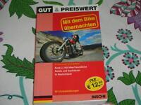 """Buch """"Mit dem Bike übernachten"""". Mit Motorrad/Fahrrad auf Reisen Nordrhein-Westfalen - Minden Vorschau"""