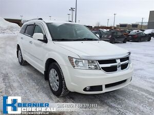 2010 Dodge Journey R/T **AWD, CAMERA, SIEGES CHAUFFANT, PRISE US