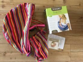 SIMPLY GOOD SNUGLY BABY SLING CARRIER 0-36kg CAN POST