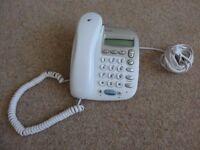 BT LANDLINE TELEPHONE - MODEL DECOR 1200