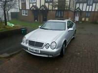 Mercedes CLK 320 MOT 08/17 AMG ALLOYS !!! Reduced prize for weekend !!! 499 takes it now!