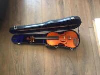 The stentor 3/4 violin