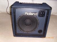 ROLAND KC300 STEREO MIXING AMPLIFIER