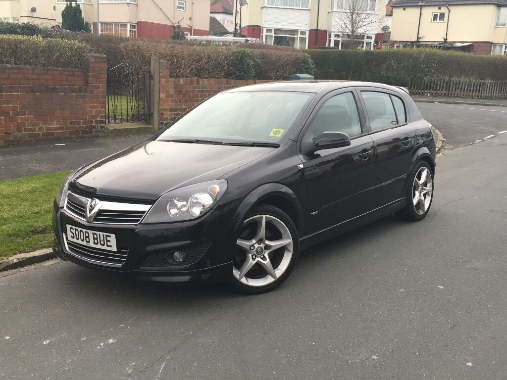 2008 vauxhall astra sri xp 1 9 cdti 150 5dr black exterior pack in oakwood west yorkshire. Black Bedroom Furniture Sets. Home Design Ideas