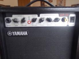 Yamaha GA-15 Guitar Amplifier in excellent condition