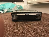 Pioneer face off Cd Player