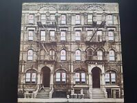 Led Zeppelin Physical Graffiti, 1st Press, No Warner label