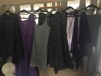 Bundle of six ladies clothes items size 16-18 REDUCED