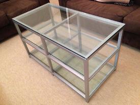 John Lewis 3 Tier Table/Shelf Unit JUST REDUCED