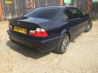 BMW 318 COUPE , REMOTE CENTRAL LOCKING ,LEATHER SEATERS