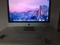 iMac 27-inch Retina Display 8GB 3TB 2013