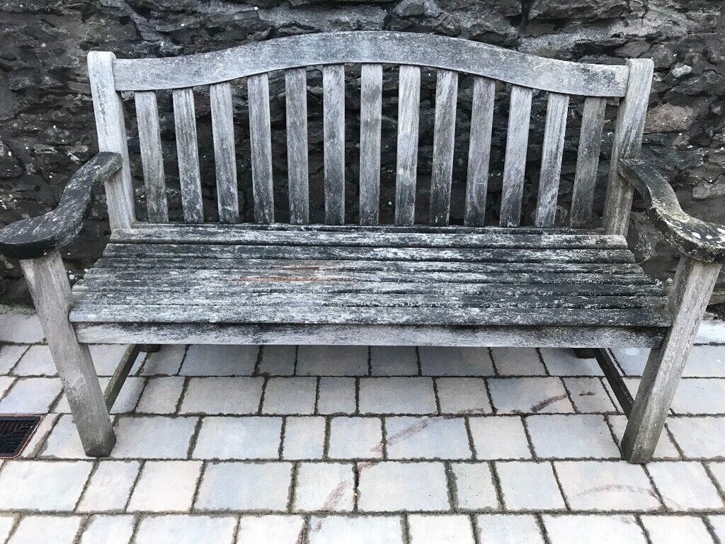 Strange Garden Bench In Dundee Gumtree Inzonedesignstudio Interior Chair Design Inzonedesignstudiocom