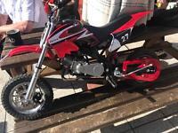 50cc Orion dirt/pit bike for sale