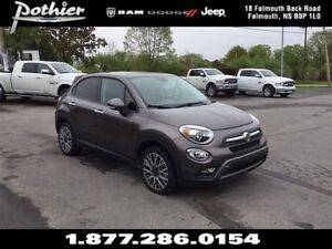 2016 Fiat 500X Trekking 4X2 | CLOTH | POWER MIRRORS | BLUETOOTH