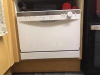 Indesit under counter dishwasher