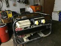 Generator: Honda GX 110-240