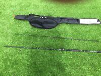 New Abu Garcia Venerate Pinning Rod
