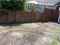 used fence for free