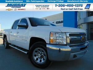2012 Chevrolet Silverado 1500 LS Crew *Chrome pkg *Pr group *Loc