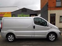 Finance Available & NO VAT Vauxhall Vivaro SWB Sportive 62 plate van with full service history (5)