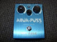 Aqua-Puss Analog Delay pedal