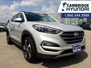 2017 Hyundai Tucson SE 1.6L TURBO - LEATHER - PANO SUNROOF - REA