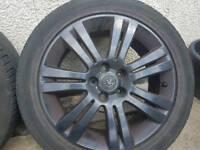 Vauxhall alloys