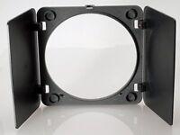 Multiblitz Barndoors (COMSAB-1) for COMNOS/FILNOS reflector