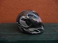 NITRO RACING FULL FACE MOTORCYCLE HELMET