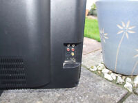 """Evesham 42"""" LCD TV ALQEMI42XS with new remote"""