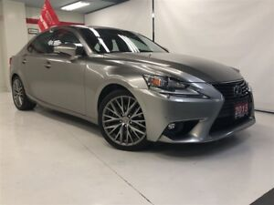 2015 Lexus IS 250 AWD|NAVI|BACK CAM|BTOOTH|ROOF|LTHER