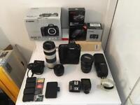 Canon 5D Mark 2 + full professional starter/back up kit!