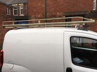 Brand new roof rack for citreon nemo bippa fiat ect
